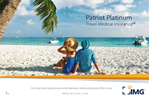 Patriot Platinum Group Travel Medical Insurance